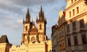 The Church of Our Lady before Týn in Prague. (© picture-alliance/dpa)