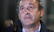 Platini after he was questioned by police on 18 June 2019. (© picture-alliance/dpa)