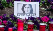 Daphne Caruana Galizia was killed by a car bomb on 16 October 2017. (© picture-alliance/dpa)