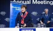 Kristalina Georgieva, directrice du FMI. (© picture-alliance/dpa)
