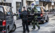 The Danish advertising agency responsible for the ad received a bomb threat on Wednesday. (© picture-alliance/dpa)