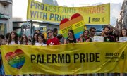Palermo Pride 2019. (© picture-alliance/dpa)