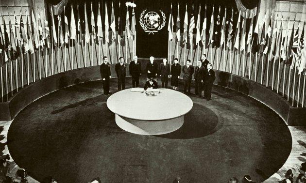 75 лет Уставу ООН: кризис мультилатерализма? | eurotopics.net