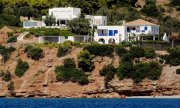 The royal family's holiday home in the Greek town of Kranidi. (© picture-alliance/dpa)