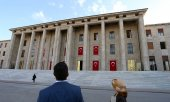 Das Parlament in Ankara. (© picture-alliance/dpa)