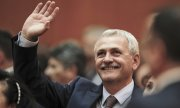 PSD-Chef Dragnea. (© picture-alliance/dpa)
