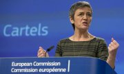 EU Competition Commissioner Vestager. (© picture-alliance/dpa)