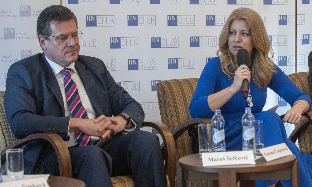 Präsident Slowakei