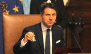 Prime Minister Conte kicks off the new government's activities. (© picture-alliance/dpa)