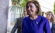 La cheffe de file de l'opposition démocrate, Nancy Pelosi. (© picture-alliance/dpa)