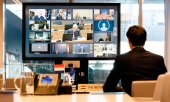 Tuesday's meeting of EU finance ministers took place via video conference. (© picture-alliance/dpa)