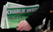 Three million copies instead of the usual 60,000. Nevertheless Charlie Hebdo was sold out early in the morning in many places in France. (© picture-alliance/dpa)