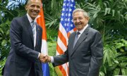 Obama is the first US president to visit Cuba in 88 years. (© picture-alliance/dpa)
