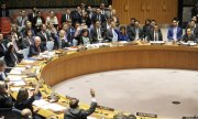 Emergency meeting of the UN Security Council on the situation in Syria (© picture-alliance/dpa)