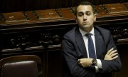 Luigi Di Maio, Italy's labour minister and deputy PM. (© picture-alliance/dpa)