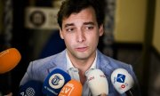 FVD leader Thierry Baudet. (© picture-alliance/dpa)
