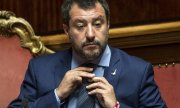 Italiens Vizepremier Matteo Salvini. (© picture-alliance/dpa)