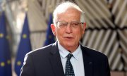 The EU High Representative for Foreign Affairs Josep Borrell. (© picture-alliance/ Hans Lucas Dursun Aydemir/Pool)