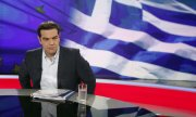 Tsipras said in a TV interview that he refuses to be the executor of the creditors' austerity policy. (© picture-alliance/dpa)