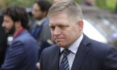 Le Premier ministre slovaque Robert Fico (© picture-alliance/dpa)
