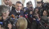 Slovakia's new Prime Minister Peter Pellegrini. (© picture-alliance/dpa)