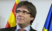 Carles Puigdemont in December 2017. (© picture-alliance/dpa)