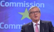 "An EU army would bring ""significant savings"", Juncker said in a newspaper interview. (© picture-alliance/dpa)"