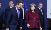 The EU's leaders were once again unable to agree on the distribution of refugees on Thursday. (© picture-alliance/dpa)