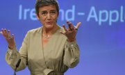 EU Competition Commissioner Margrethe Vestager. (© picture-alliance/dpa)
