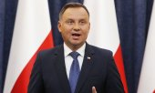 Polish President Duda. (© picture-alliance/dpa)
