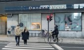 Danske Bank branch in Denmark. (© picture-alliance/dpa)