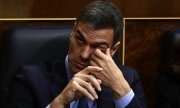 Spain's Prime Minister Pedro Sánchez. (© picture-alliance/dpa)