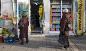 Street scene in Sofia. (© picture-alliance/dpa)