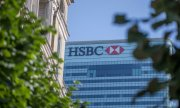 The British bank HSBC and its Swiss subsidiary are among the banks under suspicion. (© picture-alliance/dpa)